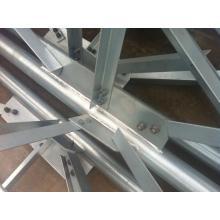 Estrutura de barra de ângulo de aço