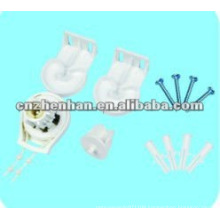 25mm D Type plastic bracket roller blind clutch,curtain accessories, Mini blind components