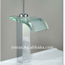 Стеклянный сливной кран G001-E