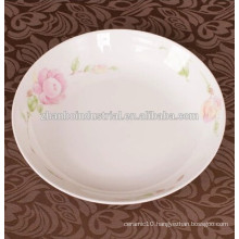 2015 Hot sale high quality new Bone China Dinner Plate