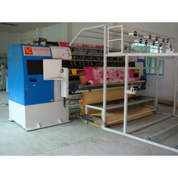 Computer Non-Shuttle (chain stitch) Multi-Neelde Quilting Machine (YXN-94-4C)