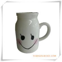 Regalos promocionales para sublimación leche taza Ha08003