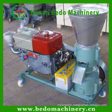 BEDO Brand Best-selling CE certificate small alfalfa pellet machine