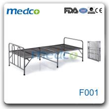 F001 Cama dobrável para hospitais