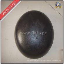 Tampas de aço sem emenda da soldadura de extremidade de ANSI / DIN (YZF-PZ120)