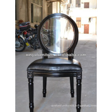 Victoria glossy black wedding louis chairs XD-0101