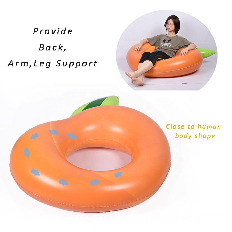 Baby Inflatable Ring Swimming