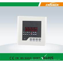 3e8y Frame Size160 * 160 Заводская цена и высококачественный трехфазный цифровой ЖК-дисплей с цифровым многофункциональным измерителем, для промышленного использования