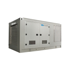 100kw-300kw Natural gas turbine generators with Cummins engine