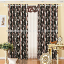 Guangzhou readymade jacquard window curtains