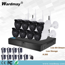 CCTV 1080P Wireless Wifi Security Surveillance Kit