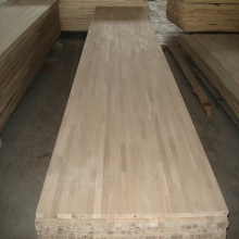 E0 Estándar dedo encimeras madera roble mixto