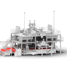 Máquina para fabricar tecido não tecido SMS Spunbond