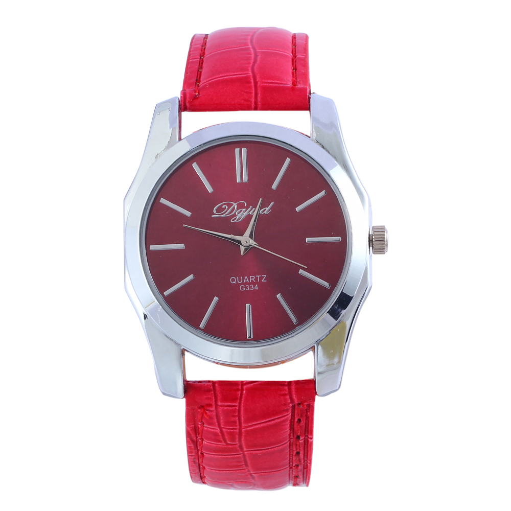 Classic Luxury Leather Watch for Men