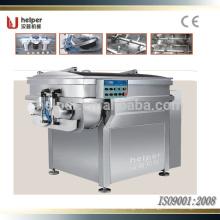 vacuum meat mixer machine