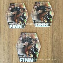 Звездный войны Die-Cut Shaped печатных Блокнот Рекламные Подарочный блокнот