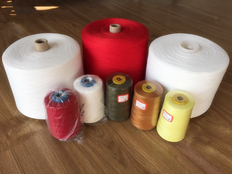 polyester sewing thread 402