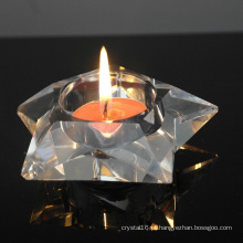 Requintado De Cristal Castiçal Decoração Do Casamento