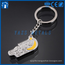 all types metal keychains for 2017 gift promotion with your own logo