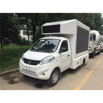 Foton 4*2 Mobile Advertising Led Truck