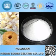 100-180 Viscosity Pullulan Powder for Candy Coating