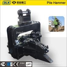 hydraulischer Pfahlbrecher, Rammtreiber, Bohrhammer