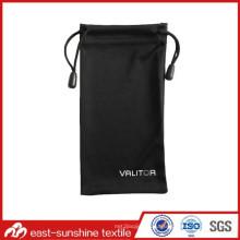 Подгонянный подгонянный мешок солнечных очков микроволокна Logo; Чехол для очков; Чехол для очков
