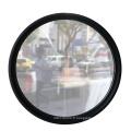 Fenêtres fixes cintrées en vinyle de belle matière plastique