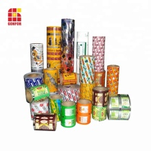 Reasonable Price Food Packaging Plastic Stretch Roll Film
