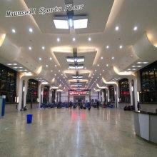 Профессиональный ПВХ / гомогенный настил для аэропорта / метро / офиса