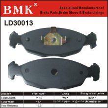 Environment Friendly Brake Pads (LD30013) for Opel