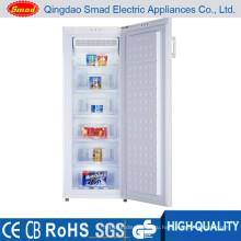 Криогенные одной двери вертикальный морозильник холодной комнате без холодильника