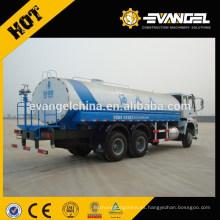 Camión cisterna de agua SINOTRUK HOWO 20m3 agua spayer 6x4
