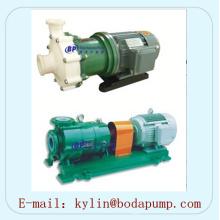 Fluorine Plastic Alloy Magnetic Pump