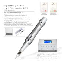 Goochie M8-Lll Système de contrôle rotatif intelligent numérique Machine de tatouage permanente pour maquillage