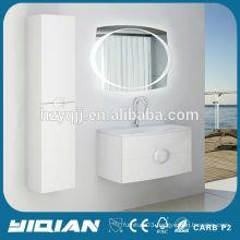 Zhejiang Hanging Mirror With Light Waterproof Bathroom White Shaving Cabinet