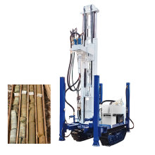 Crawler environmental  detection rig geotechnical drilling machine hydraulic core sampling drilling rig