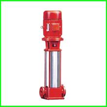 Anhänger-Feuerlöschpumpe mit vertikalen mehrstufigen Feuerlöschpumpe