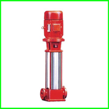Trailer Fire Pump with Vertical Multistage Fire Pump