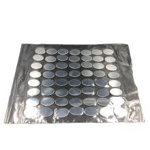 13*9mm revêtement Ag H-K9L Substrat réfléchissant miroir optique