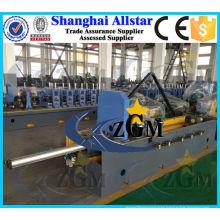 Stainless steel Roof Steel Metal manufacturer welded pipe making machine