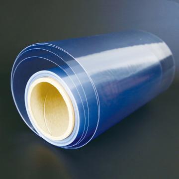 Rouleau de film PVC plié d'impression