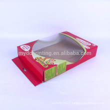 Factory production kids toy packaging corrugated box