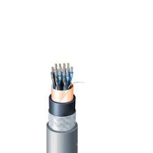 S4 or S4 / S8 BFOU ( c ) 250V NEK606 Offshore Fire Resistant Instrumentation Cable