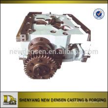 Nahtlose Stahlrohr CNC Fräsmaschine Rahmen