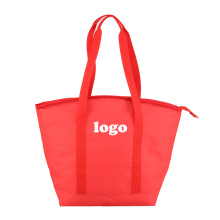 Large Capacity Insulated Cooler Shopping Bag