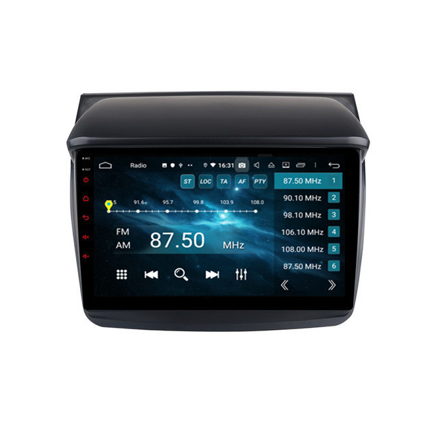 Android Nagitaion For Mitsubishi L200