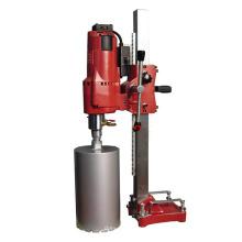 máquina de diamante de perforación de núcleo de hormigón