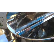 Vapor de aço inoxidável de inclinação / chaleira elétrica do revestimento