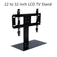 Zwei mit Fernsehen Wandmontage Rack und TV Stand